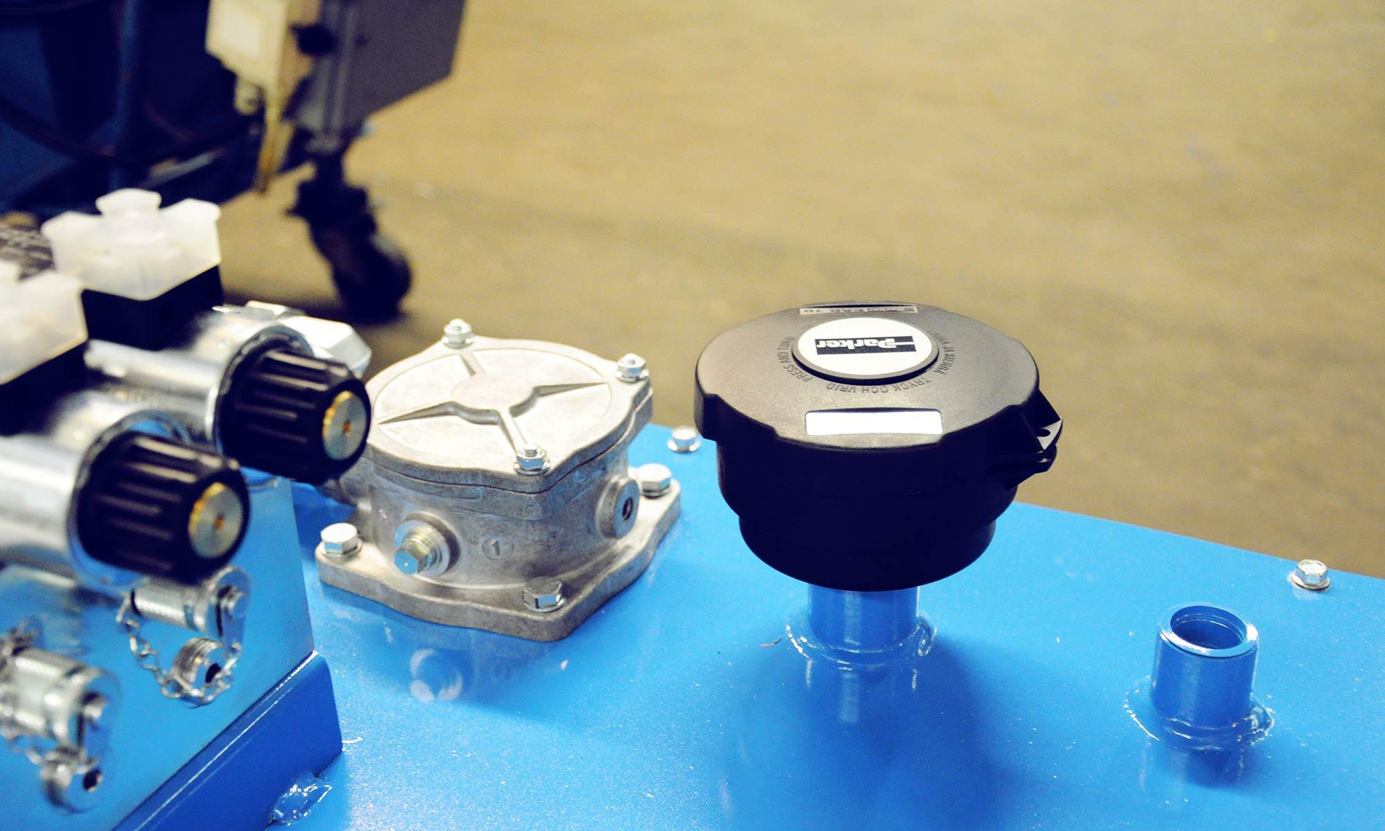 Aggregat Hydraulsystem Filter
