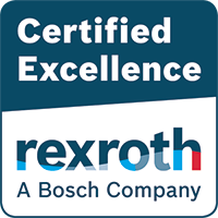 Certified Excellence - Rexroth A Bosch Comapny